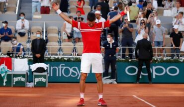 1623631437331 2021 06 13T172721Z 2052495484 UP1EH6D1CHJEM RTRMADP 3 TENNIS FRENCHOPEN 1