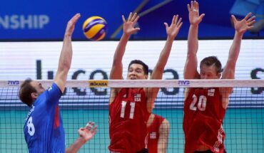 1623825473111 2018 09 30T152648Z 130868880 RC137A382760 RTRMADP 3 VOLLEYBALL MEN WORLD 1