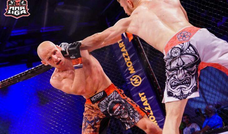 Miljan Zdravkovic Benjamin Molnar FOTO MMA SAVEZ SRBIJE JELENA CALASAN 1