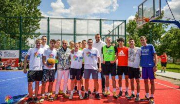 Sportske igre mladih u Beogradu 5