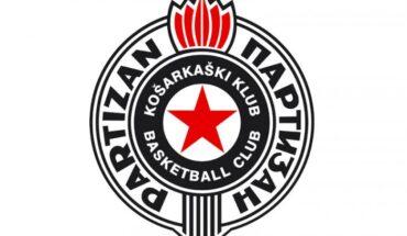 KK Partizan Logo
