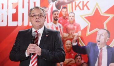 Nebojsa Covic KK Crvena zvezda