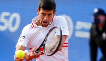 Novak Djokovic v Soonwoo Kwon 1300