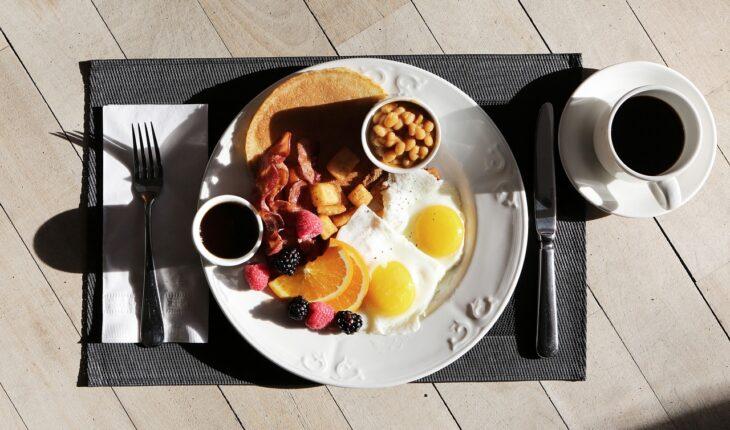 paleo doručak