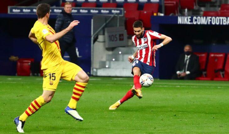 1633165250775 Klemon Lengle Barselona i Janik Karasko Atletiko Madrid