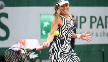 Ana Ivanovic Roland Garros 2016