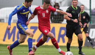 SERBIA U19 BOSNIA U19 06