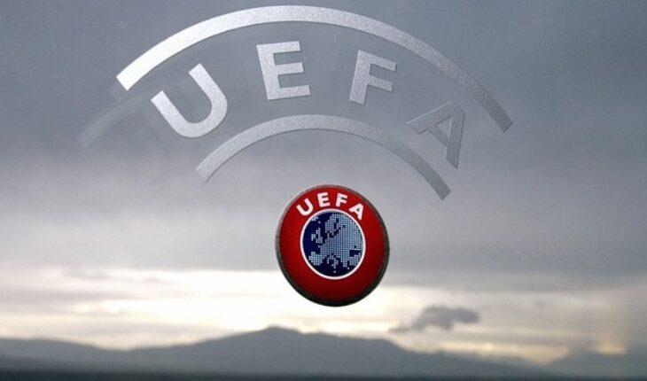 uefa logo nebo